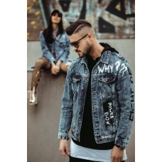 MEN DENIM JACKET